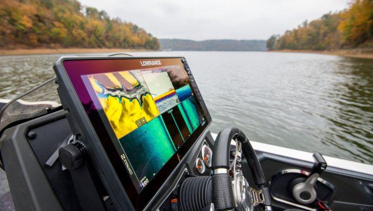 Nieuwe functionaliteit voor Lowrance Fishfinders