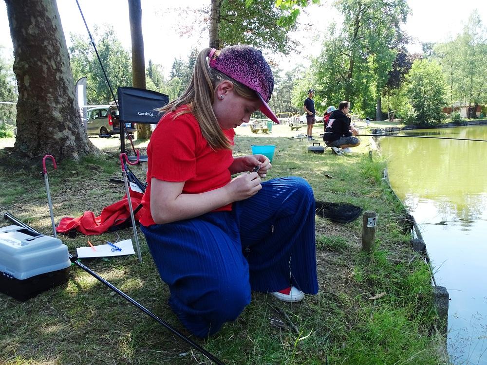 Beginnen met vissen