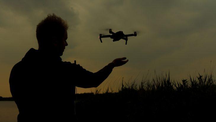 Dronevissen op Karper