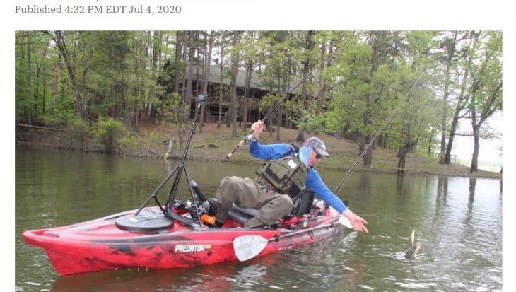 Ook verkoop visvergunningen in Wisconsin 'booming'