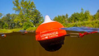 CADEAU VAN DE MAAND SEPTEMBER: Lowrance fishhunter Pro & 3D