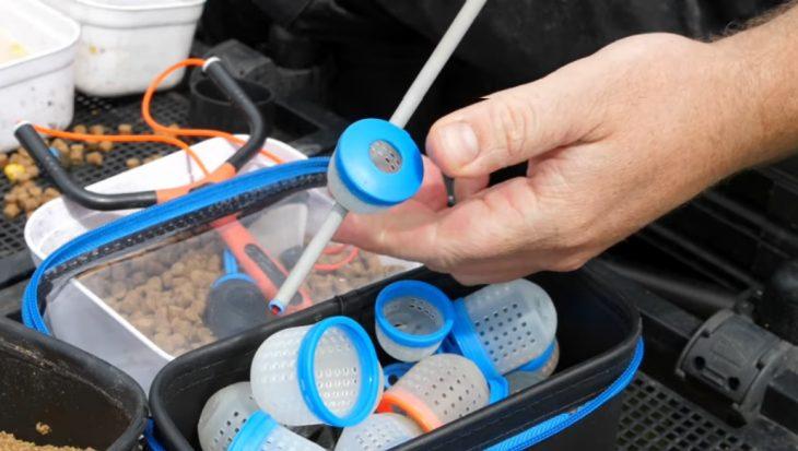 Verbeterde Soft CAD Pots voor het precisievoerwerk