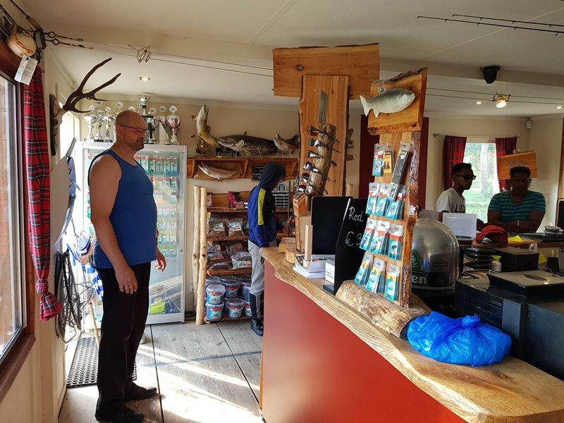 Toms Creek winkel