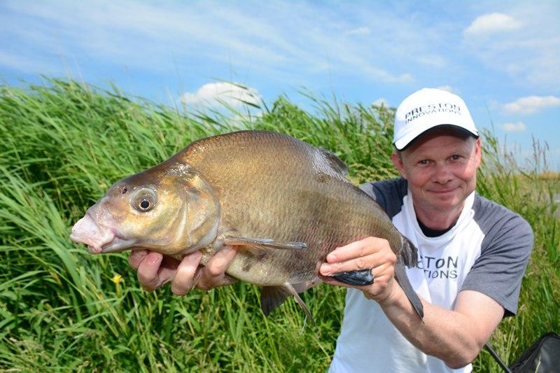 method vissen openbaar water