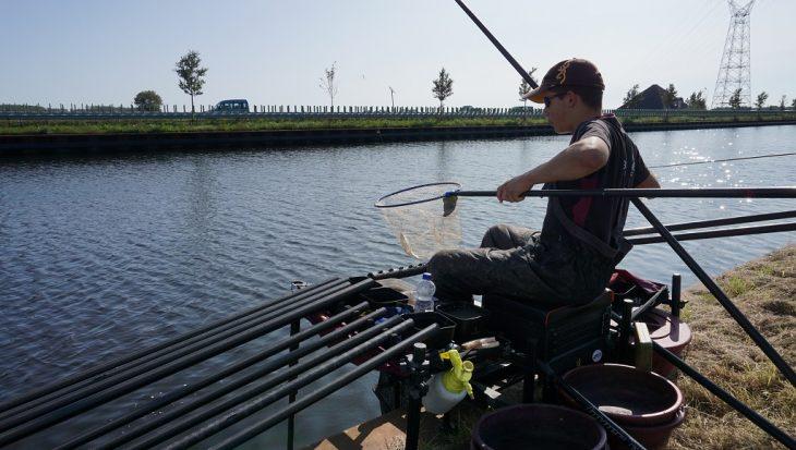 TopTeamcompetitie Dobbervissen: betere dag 2