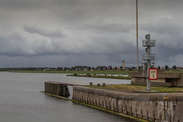Acute massale vissterfte Noordzeekanaal