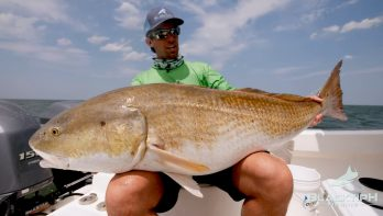 Supersport in de USA met Redfish en Cobia