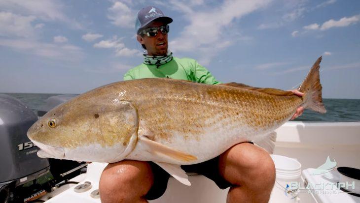 Supersport in de USA met Redfish en Cobia