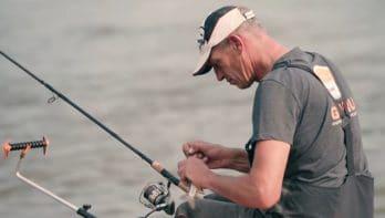 Guru: feederen op een snelstromende IJssel