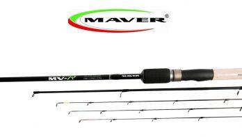 CADEAU VAN DE MAAND OKTOBER - Maver MVR Feeder 3.60