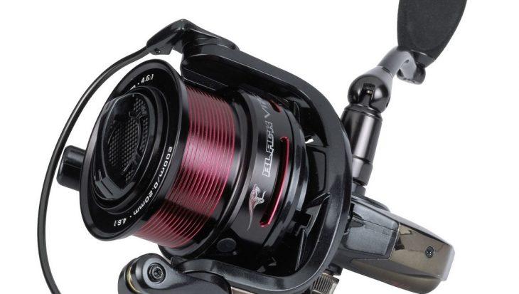 Ruim baan voor de Black Viper Compact 845 feedermolen