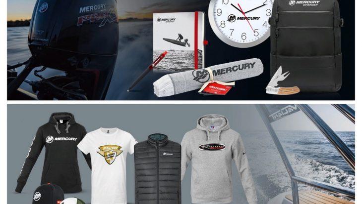 Mercury Marine gadgets voor onder de kerstboom
