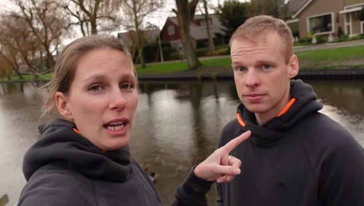 'Gurus at Home' challenge met topvissers Anja en Sjors