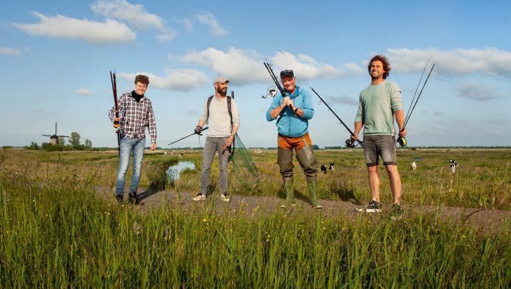 Fisk24: online videoplatform voor sportvissers