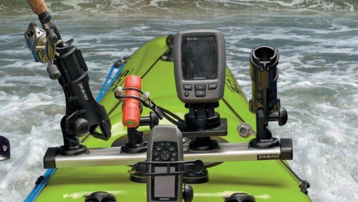 RailBlaza: ondersteuning voor de varende sportvisser