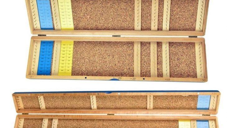 Uitbreiding houten onderlijnkistjes Garbolino voor 2021