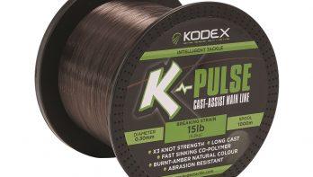 Snelzinkende K-Pulse hoofdlijnen van Kodex