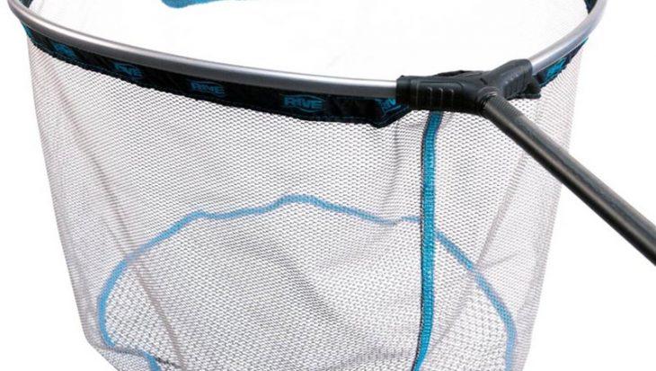 Vissen veilig stellen met je Rive landingsnet