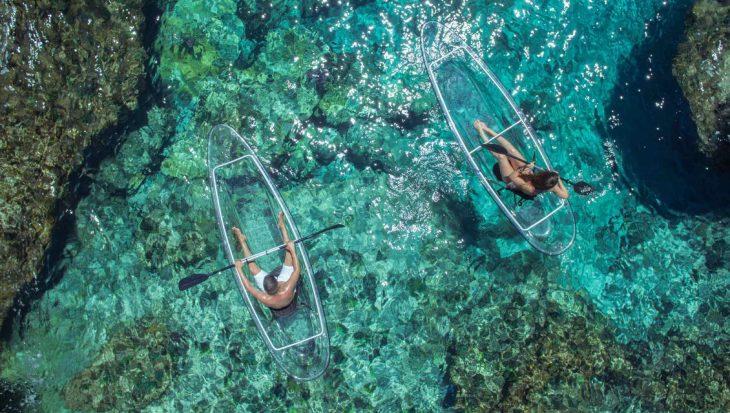 Visjes kijken 3.0: doorzichtige bodem in je boot