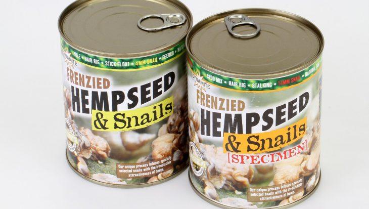 De gecombineerde aantrekkingskracht van 'Hemp and Snails'