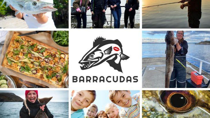 Skilled Lady Anglers: de Barracudas zijn online