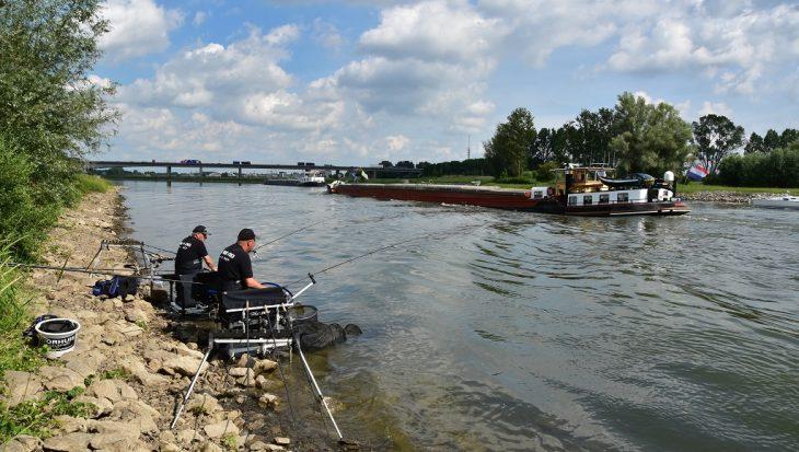 Jan van Schendel: feederaanpak op groot water en grote rivieren