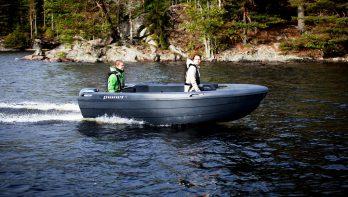 Pioner 12: robuuste visboot voor alle leeftijden
