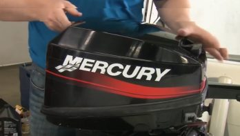 Gesloten tijd: zelf je Mercury buitenboordmotor nakijken