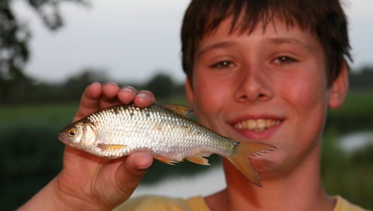 Tips voor de perfecte visdag met je kinderen