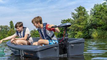 Drie tips voor snoekvissen met kinderen