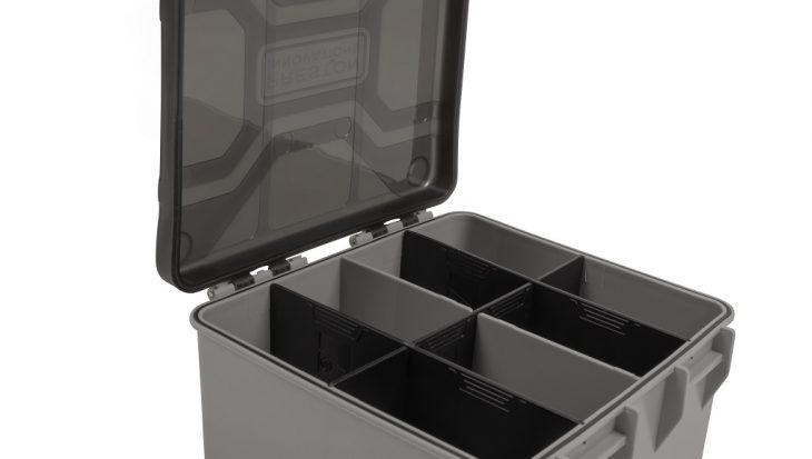 Perfecte box voor het opslaan van alle accessoires