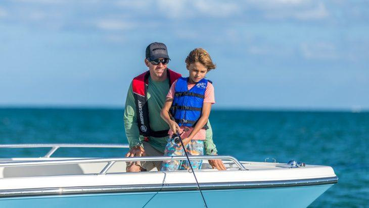 Meevissen met Mercury Young Generation Fishing Contest!
