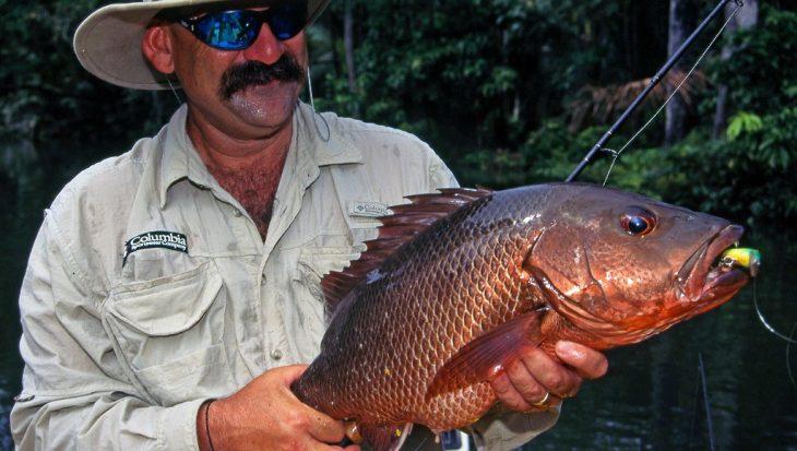 Rex Hunt's Fishing Adventures: Starlo en Bushy (deel 1)
