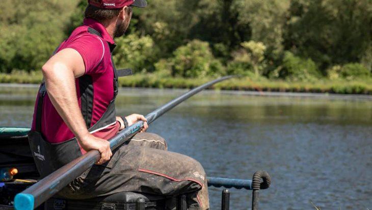 Jan van Schendel Tips & Tricks: vissen met de frontbar