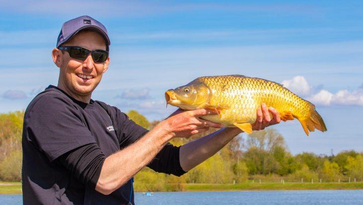 Andy Power: een vast strijdplan voor het vijvervissen
