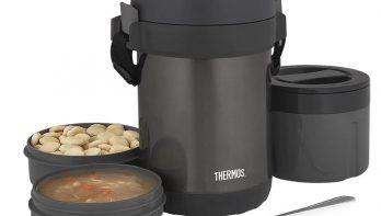 Warm eten aan de waterkant dankzij Thermos voedseldragers