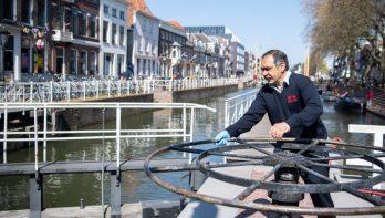 Paaiseizoen voorbij: 'visdeurbel' Utrecht volgend jaar weer open