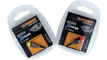 Jigger Xtreme Floats: met snelheid vis vangen