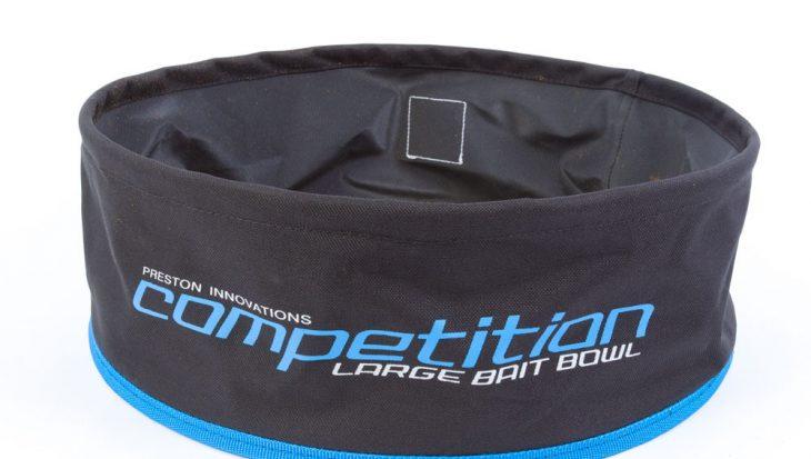 Competition Bait Bowl set voor snel mengen van grondvoer of pellets