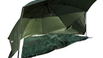 Betaalbare Kogha brolly tegen regen, zon en wind