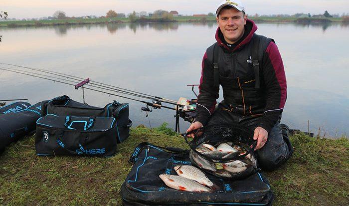 Jens Koschnick: 'vang de grote vis tussen de kleintjes vandaan'