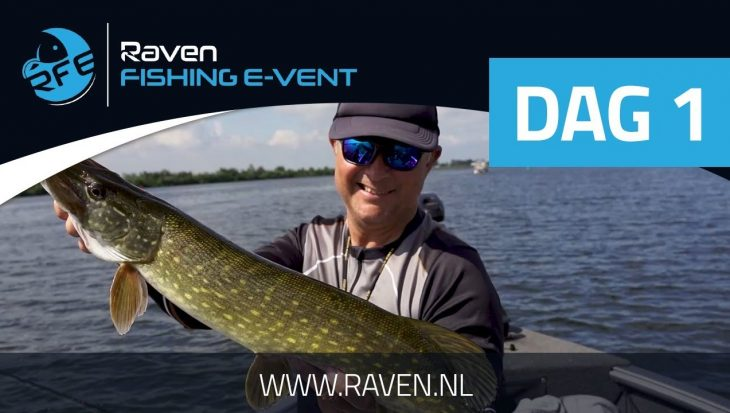 Raven Fishing E-Vent Livestream – Dag1
