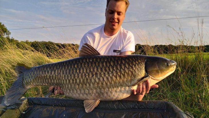 Klim in de Pen: een bizar zware vis…