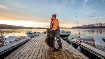 Visservice visreizen breidt uit met bestemming Tromsø