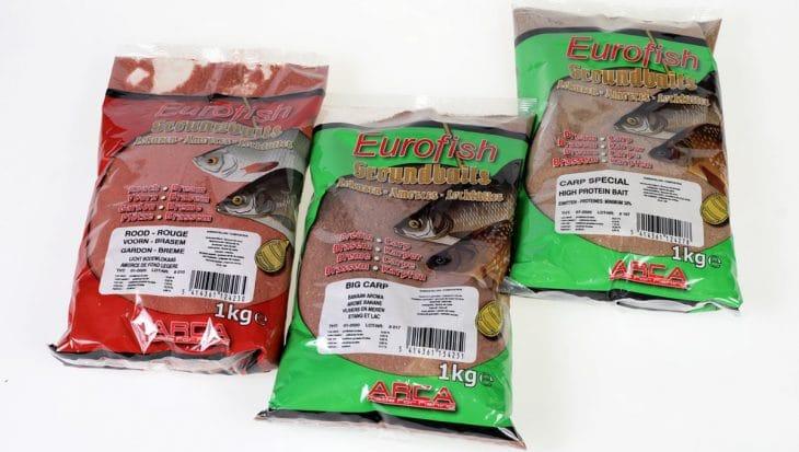 Eurofish lokvoertjes vers verpakt & gebruiksklaar in de schappen