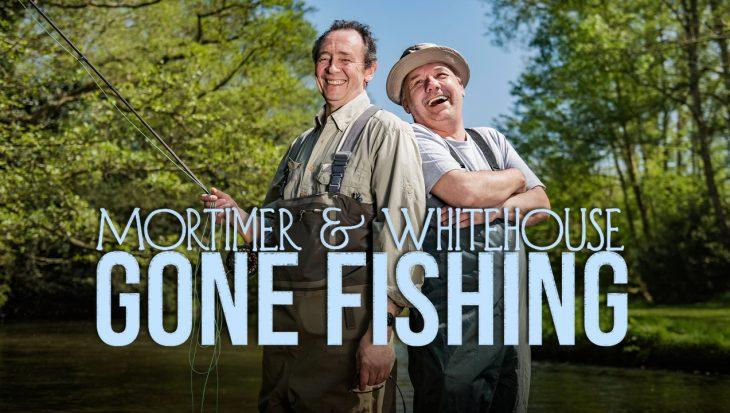 BBC2 kijkers gekluisterd voor de buis bij 4e serie 'Gone Fishing'