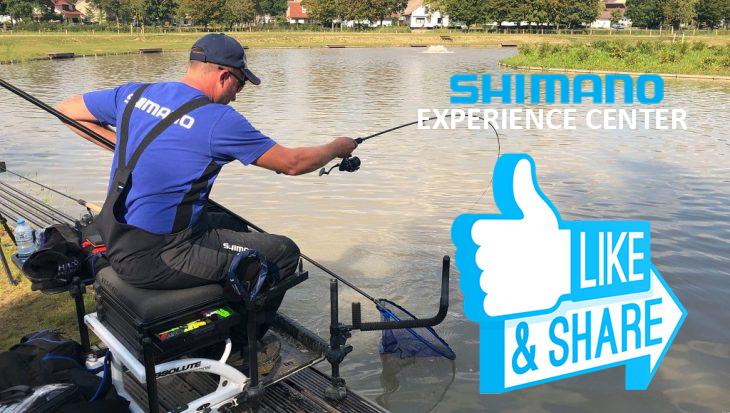 Win een Dag Commercial vissen met de Pro's
