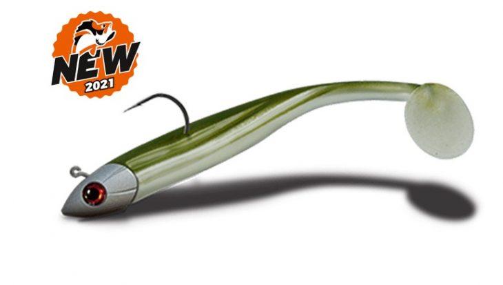 Speed Slim: kruising tussen slug en shad