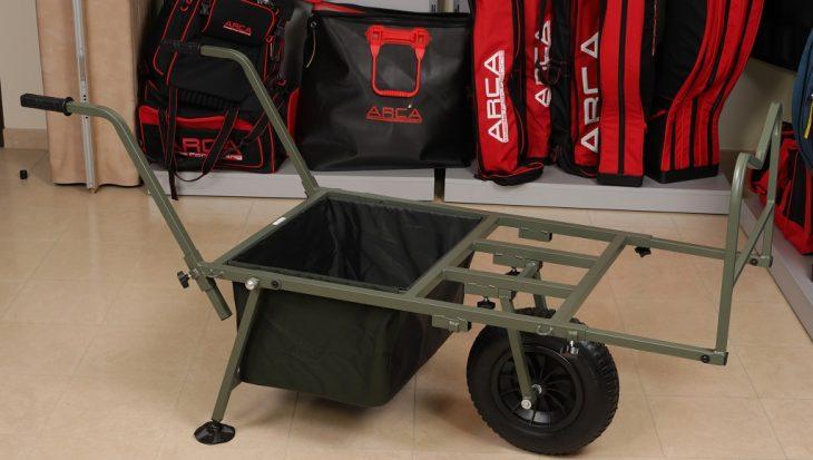 B-Carp Trolley: in één keer alles naar de karperstek