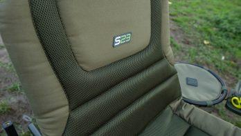 Korum Accessory Chair S23 in een nieuw jasje